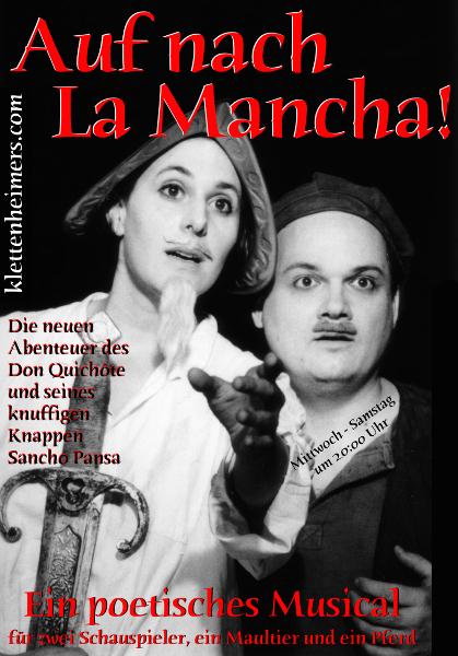 Plakat - La Mancha