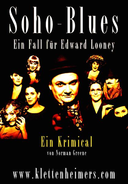 Soho-Blues - Plakat